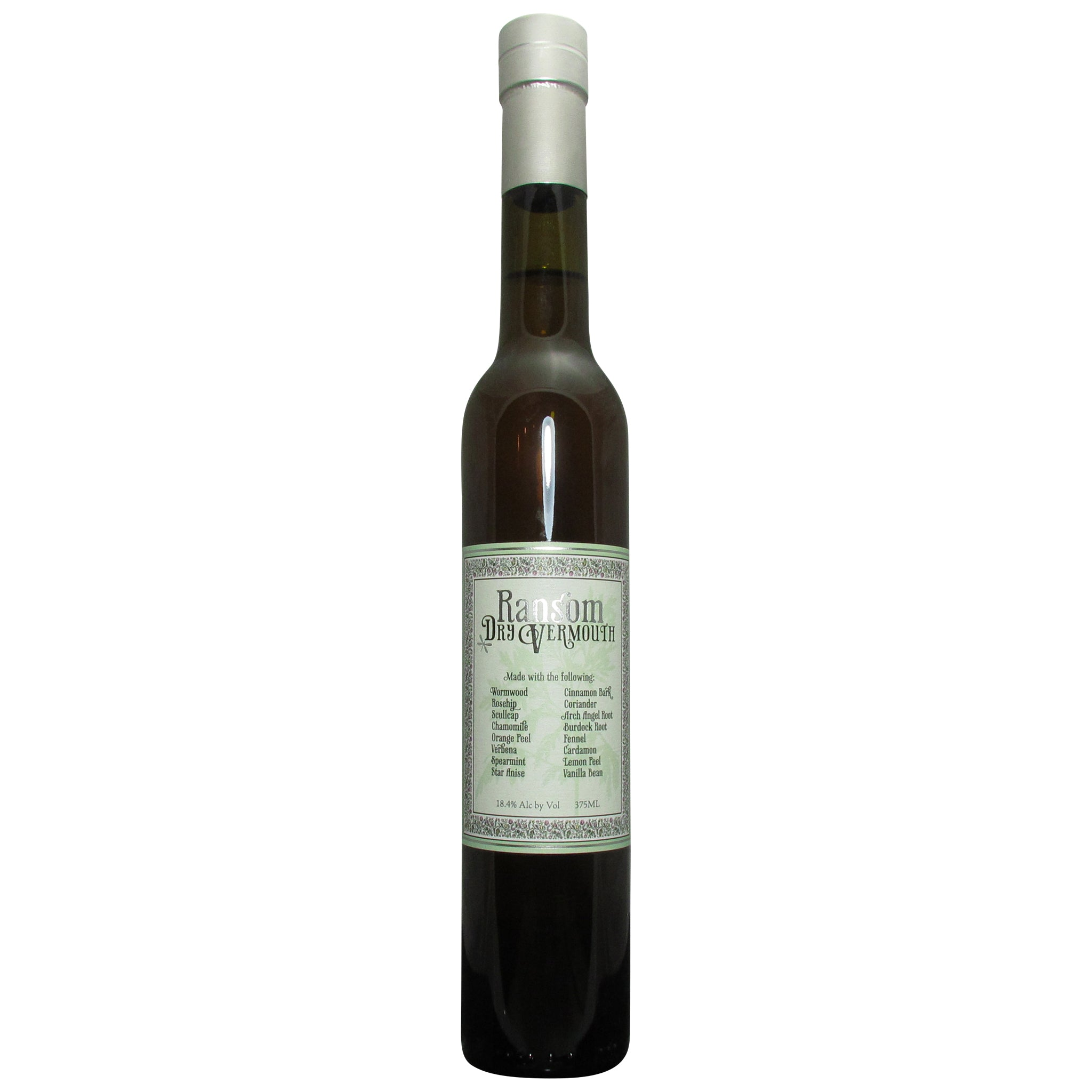 (375ml) Ransom Dry Vermouth