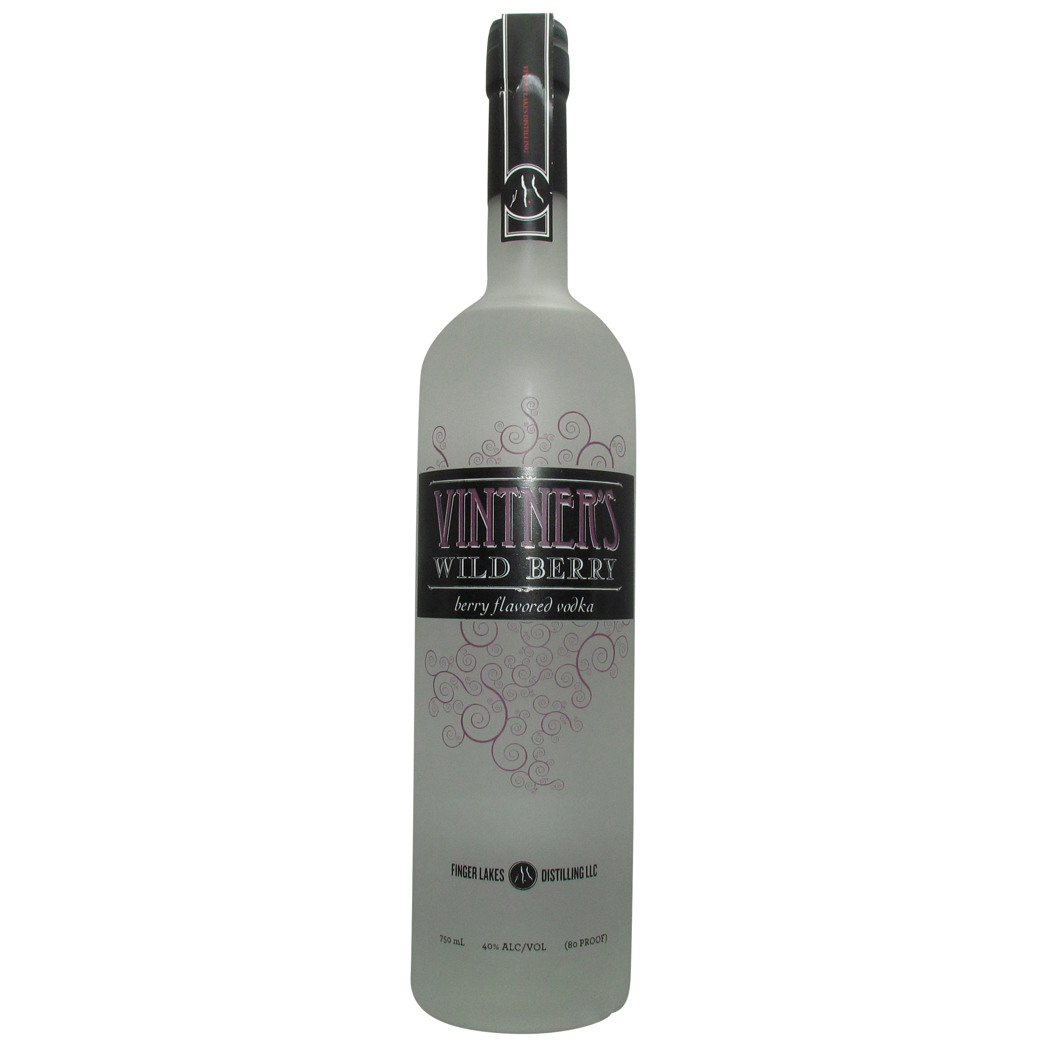 Finger Lakes Distillery Wildberry Vodka