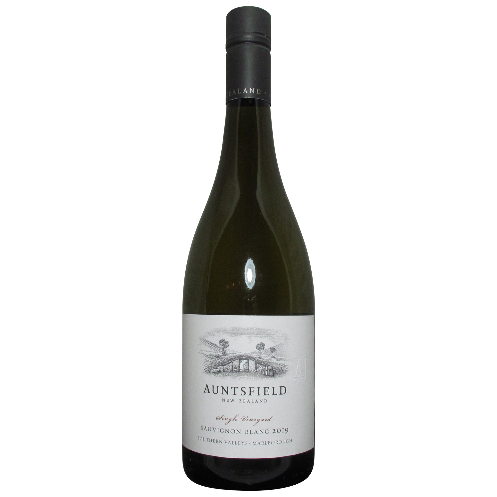 2019 Auntsfield Single Vineyard Sauvignon Blanc