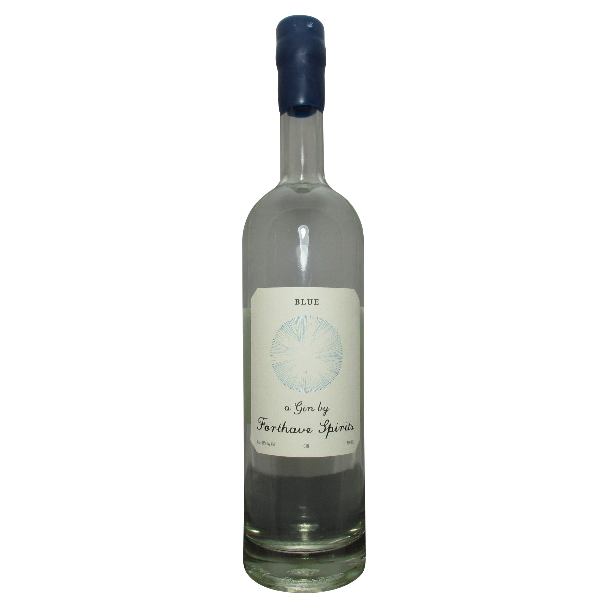 Forthave Spirits Blue Gin