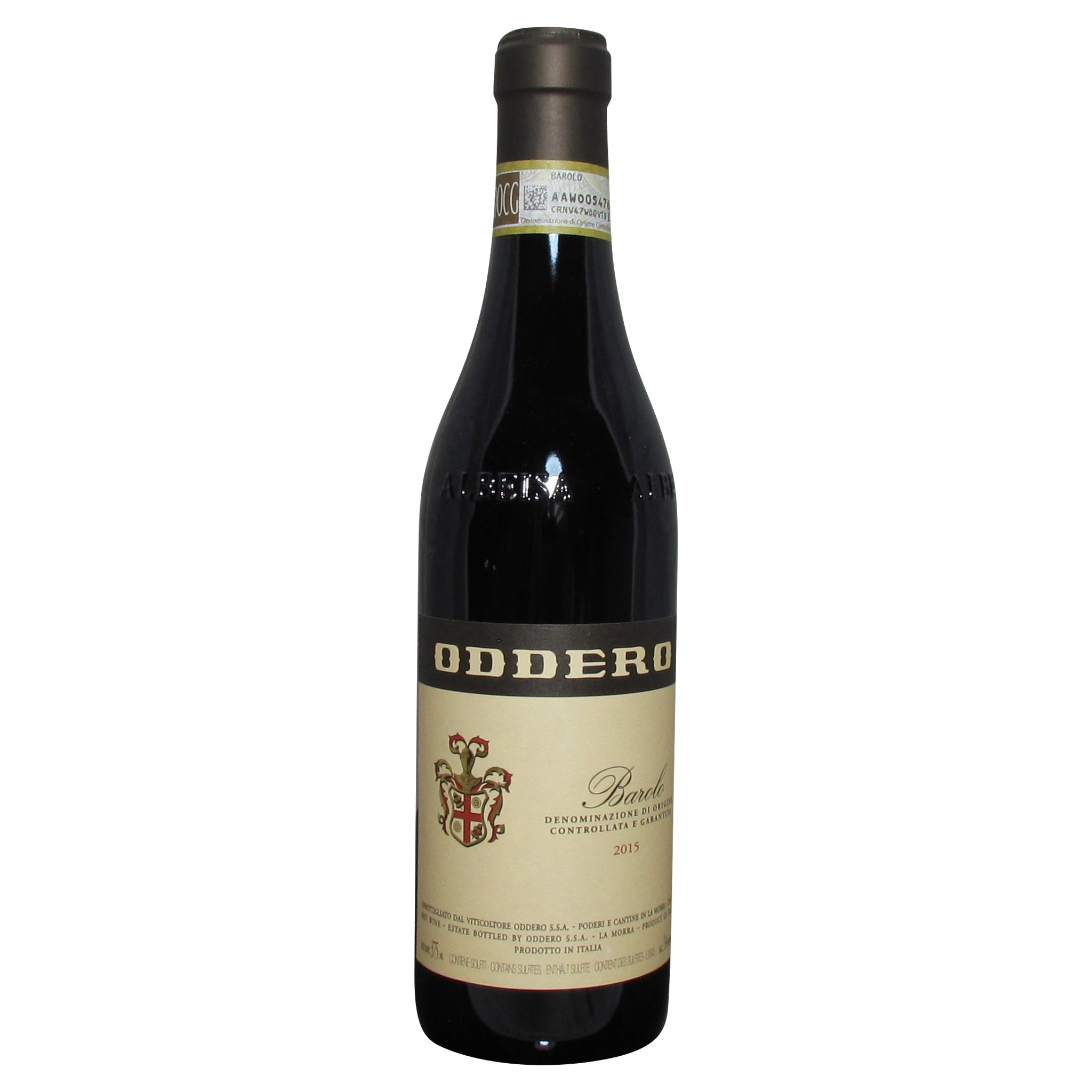 (375ml) 2015 Oddero Barolo