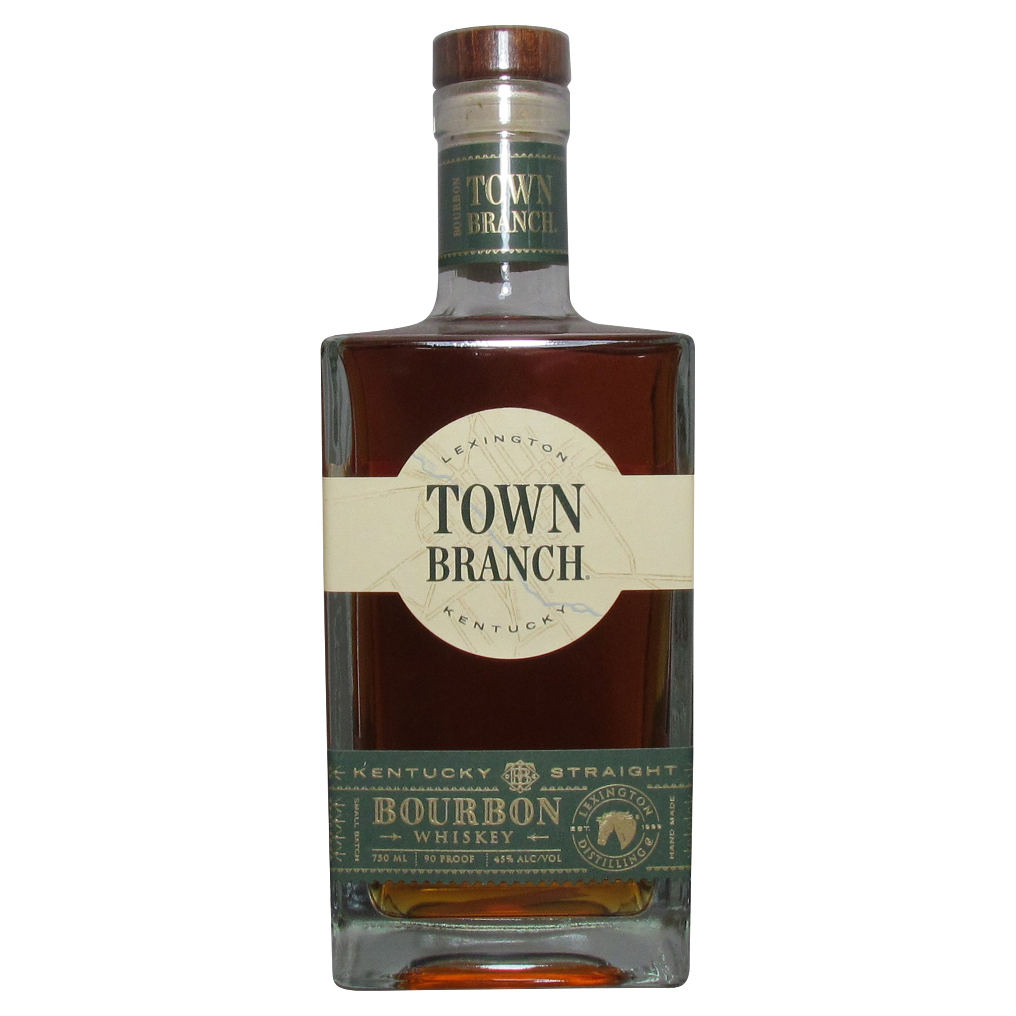 Town Branch Distillery Kentucky Straight Bourbon Whiskey 90 Proof
