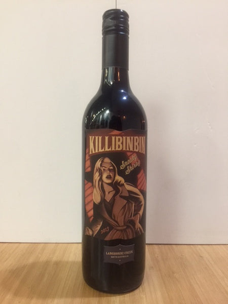 2013 Killibinbin Sneaky Shiraz