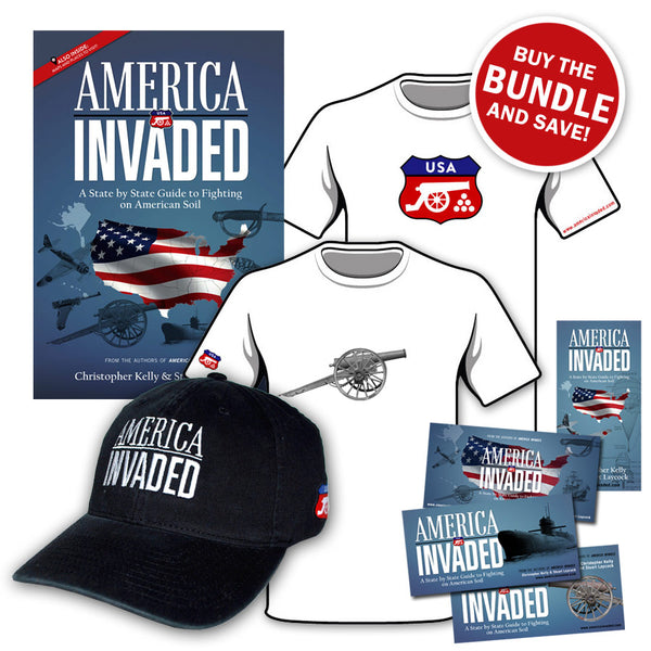 America Invaded Package Deal