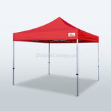 10x10 Pop Up Canopy Tent | EcoShade Gazebo Pop Up Tent - Deluxe Canopy