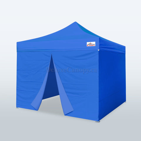 10x10 Pop Up Canopy Tent | ProShade Gazebo Tent Walls - Deluxe Canopy