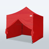 10x10 Pop Up Canopy Tent | Pro Series Gazebo Canopy Tent (Walls)