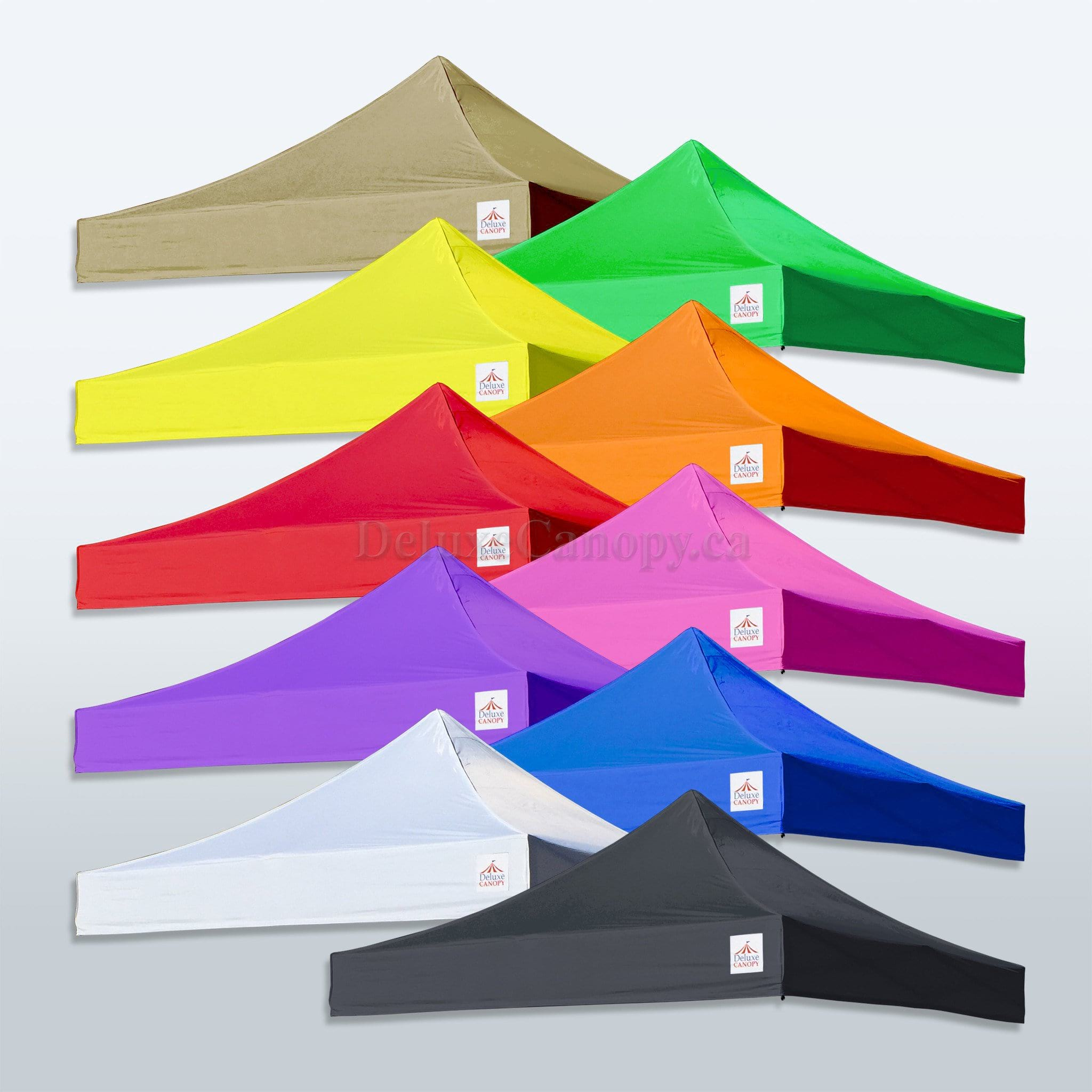 10x10 Replacement Canopy Roof (Fire-Rated)
