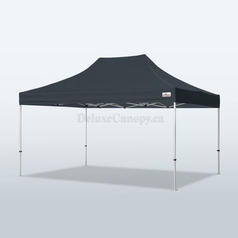 10x15 Pop Up Canopy Tent | EcoShade Gazebo Tent Walls - Deluxe Canopy