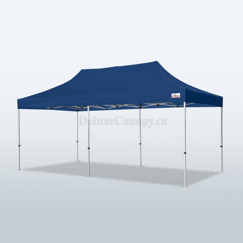 10x20 Pop Up Canopy Tent | EcoShade Gazebo Tent Walls - Deluxe Canopy