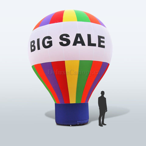Inflatable Balloon, advertise, balloon, business, hot air balloon, inflatable, promotion, Deluxe Canopy, Deluxe Canopy