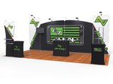 10x20FT Exhibition Booth Display DC-12