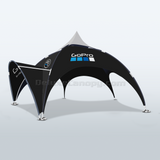 Dome Arch Tent | Custom Event Spider Arch Tents - Deluxe Canopy