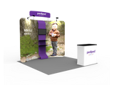 10ft Exhibition Booth Display DC-06
