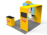 10ft Exhibition Booth Display DC-10