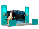 10x20FT Exhibition Booth Display DC-05