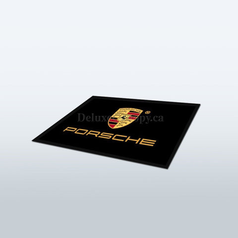 Custom Door Mat | Custom Printed Logo Floor Mats | Personalized Logo Mats - Deluxe Canopy