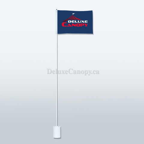 Custom Printed Golf Flags
