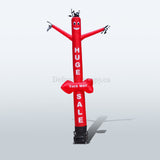 Inflatable Air Dancer | Custom Dancing Huge Sale Tube Man - Deluxe Canopy