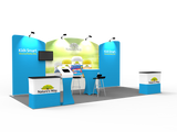 10x20FT Exhibition Booth Display DC-30