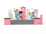 10x20FT Exhibition Booth Display DC-18