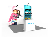 10ft Exhibition Booth Display DC-16