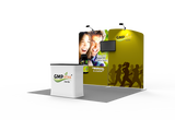 10ft Exhibition Booth Display DC-25