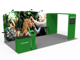 10x20FT Exhibition Booth Display DC-22