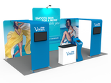 10x20FT Exhibition Booth Display DC-25