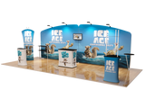 10x20FT Exhibition Booth Display DC-11