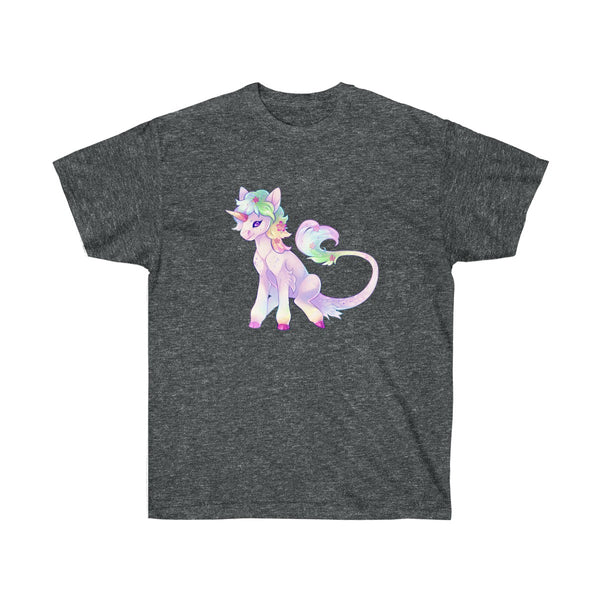 Unisex Ultra Cotton Tee Haven Mascot