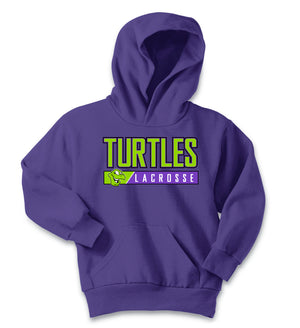 '21 Turtles Banner Hoody (2 Colors)