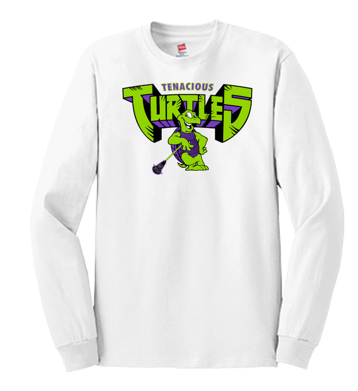 '21 Turtle Power Long Sleeve (2 Colors)