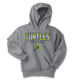 '21 Turtles Wave Hoody (Grey)