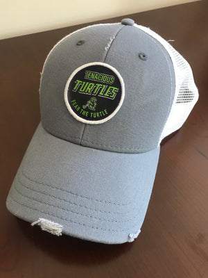 Turtles Circle Patch Hat
