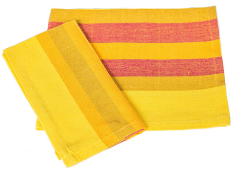 Handloom Cotton - Sunshine