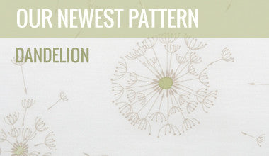 Our Newest Pattern - Dandelions