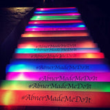 6 Mode Multicolor LED Foam Stick (SOLD OUT - SHIPS IN SEPTEMBER)