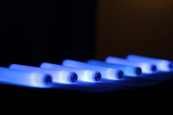 Blue LED Foam Stick - Promotional Party Sticks - 3
