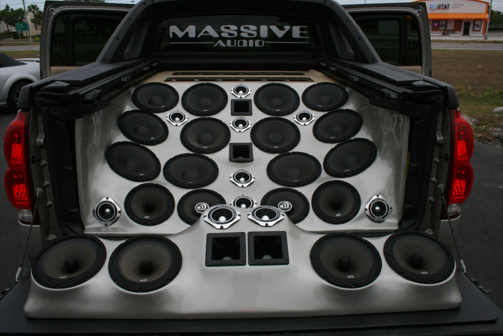 Massive Audio Pro Audio