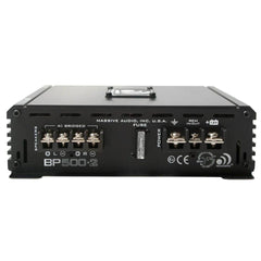 BP500.2 V2 - 80 Watts RMS x 2 @ 4 Ohm 2 Channel Amplifier