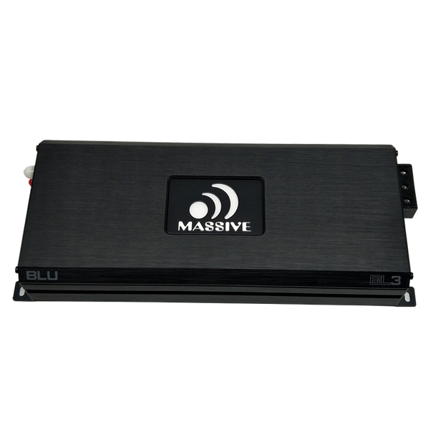 BL3 - 1400 Watts 1 RMS @ 1 Ohm Mono Block Amplifier
