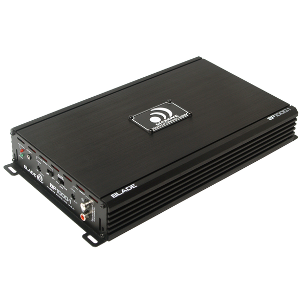 BP1000.1 - 1000w Full Range Mono Amplifier<p>(Built-In OEM Line Converter)