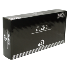 BP1000.4 V2- 80 Watts RMS x 4 @ 4 Ohm 4 Channel Amplifier