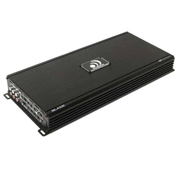 BP1500.5 V2 - 80 Watts RMS x 4 + 500 Watts @ 2 Ohm Full Range Bluetooth 5-CH Amplifier