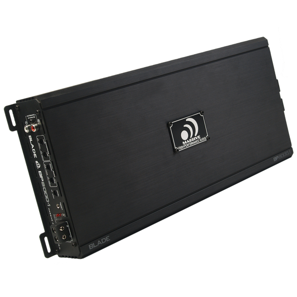 BP8000.1 - 4000 Watts RMS @ 2 Ohm Full Range Digital Amplifier