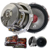 "CARBON 6 - 6.5"" 280 Watts RMS Component Kit Speakers"