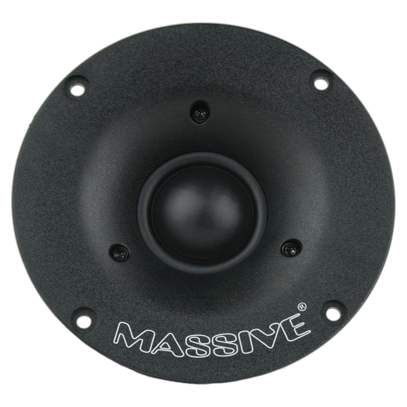CT30 - 60 Watts RMS Flush Mount 30mm Silk Dome Tweeter