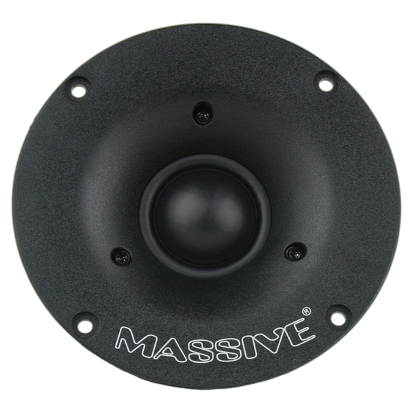 CT30 - 60 Watts RMS Flush Mount 30mm Silk Dome Tweeterers