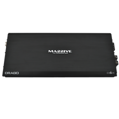 D6K - 3,000 Watts RMS @ 1 Ohm Mono Mega Amplifier